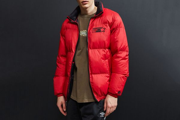 Starter Black Label X UO Puffer Jacket