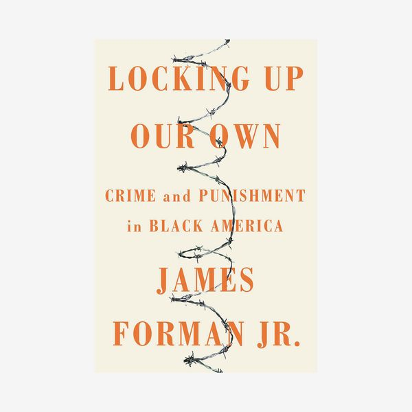 'Locking Up Our Own: Crime and Punishment in Black America,' by James Forman Jr.