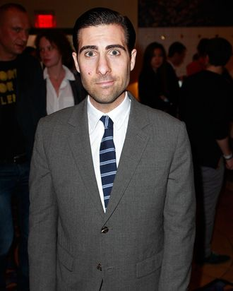 Jason Schwartzman attends as Intel and W Hotels present Four Stories Film Series at W Hotel Los Angeles - Westwood on December 4, 2012 in Westwood, California.