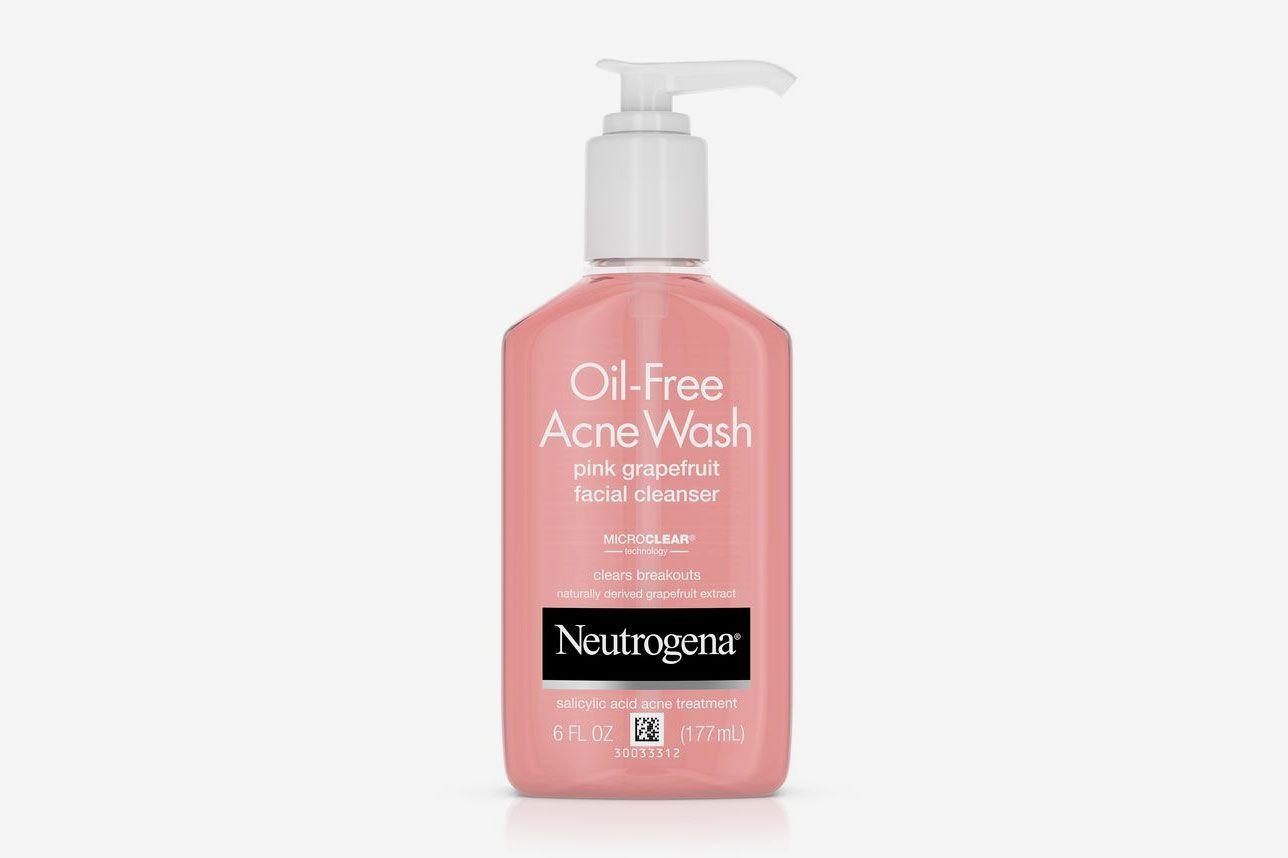 Neutrogena Acne Wash Pink Grapefruit (6 oz.)