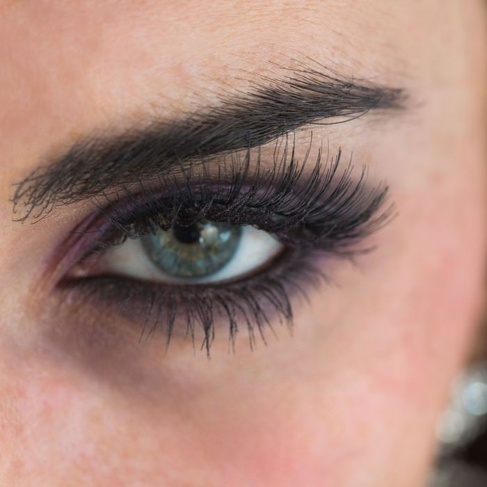 "39e11f622937 Lashes. Photo  Corbis. ""You want natural "" asked the ..."