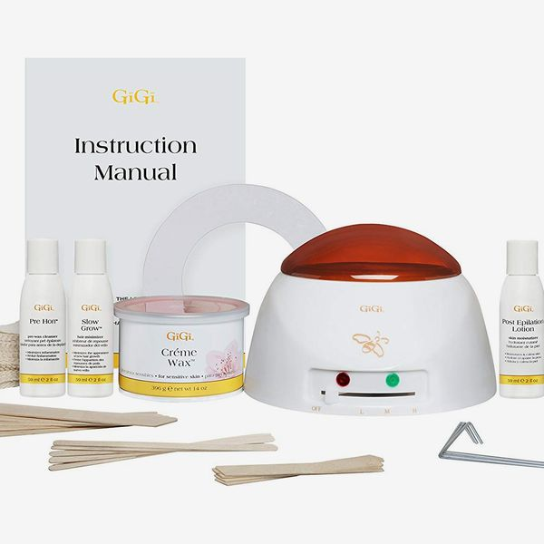 GiGi Mini Pro Hair Removal Waxing Kit