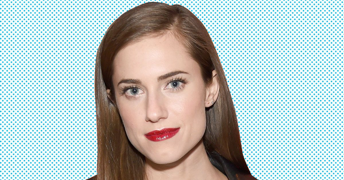 allison williams of girls on her big episode that
