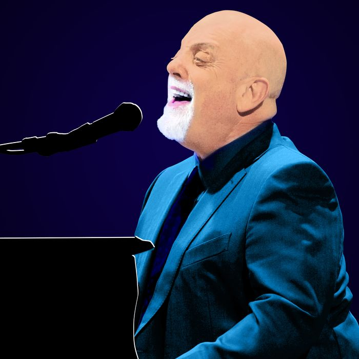 The Complete Works Ranking All 121 Billy Joel Songs