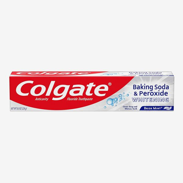 Colgate Baking Soda and Peroxide Whitening Toothpaste (6 Pack)