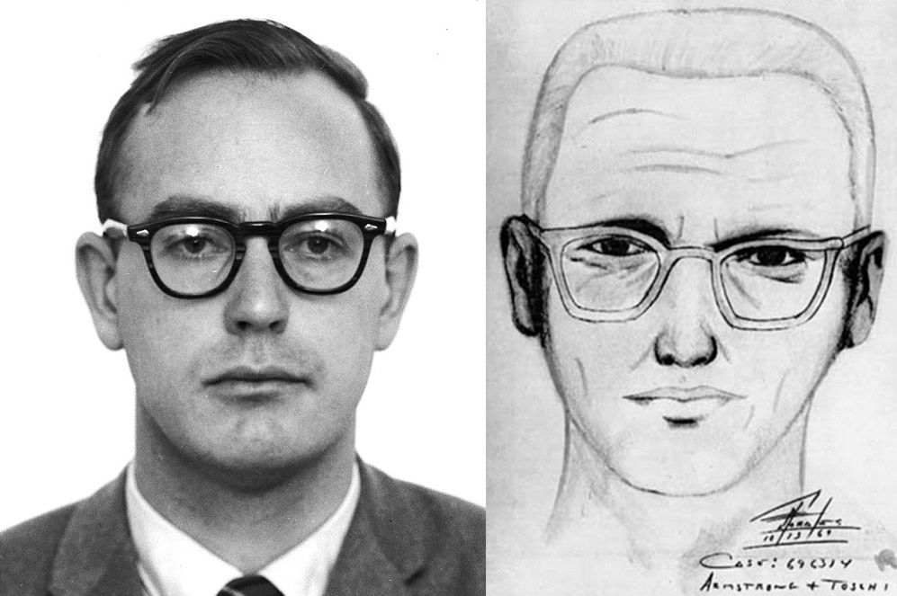 Earl Van Best, Jr. vs. the Zodiac Killer