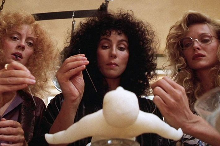 The Witches of Eastwick, Considered 30 Years Later  Witches