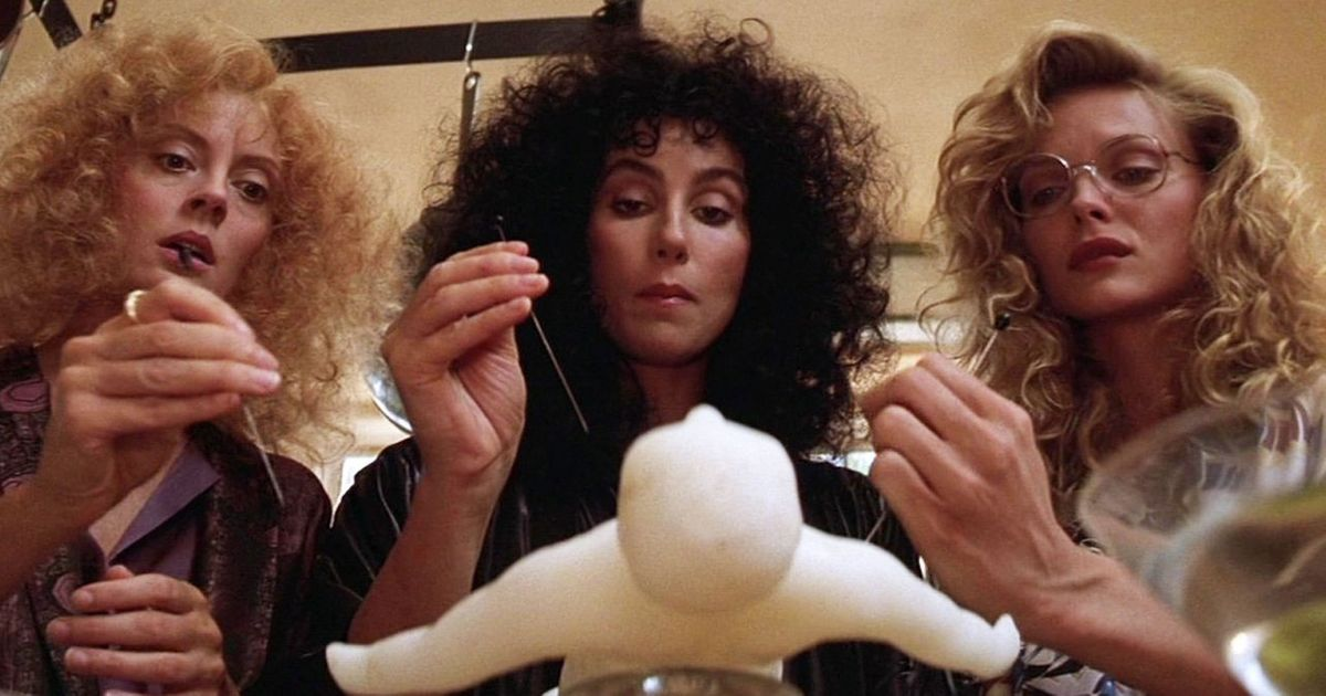 witches of eastwick halloween