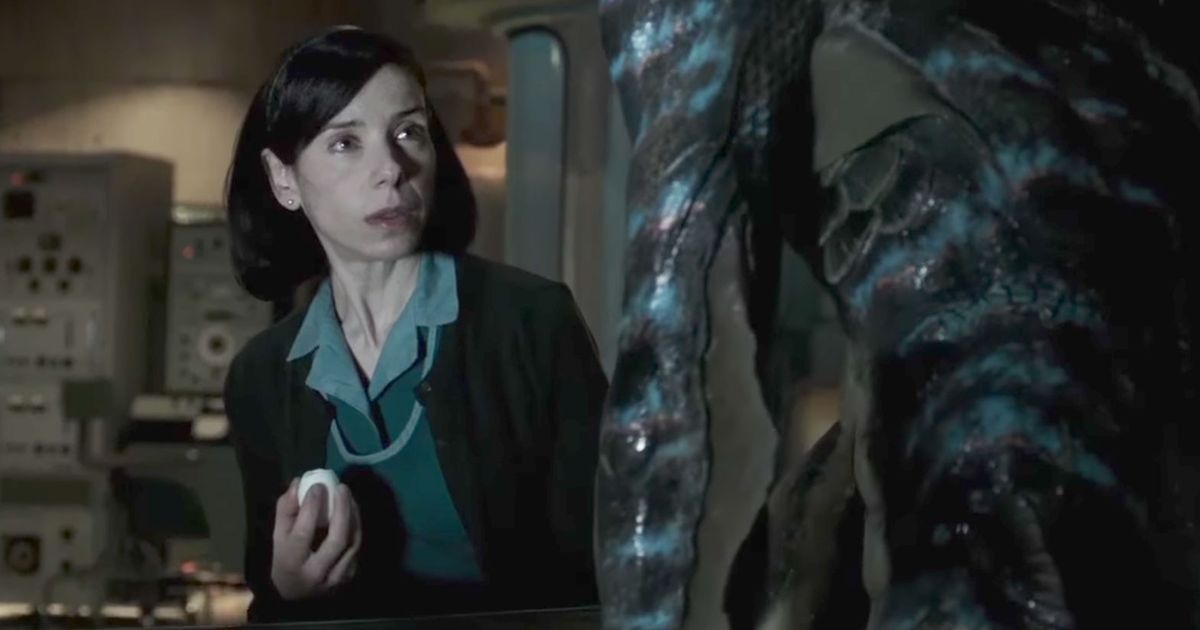 Image result for sally hawkins shape of water