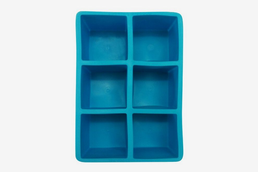 Cocktail Kingdom 2-Inch Square Ice Cube Tray