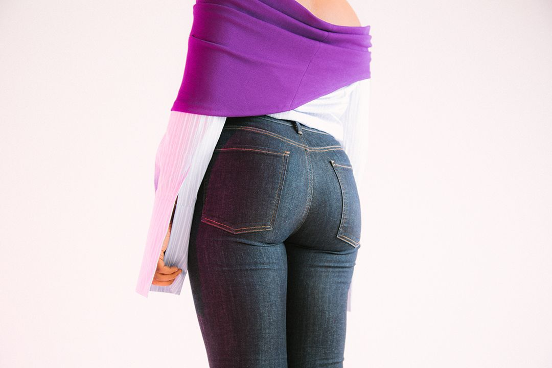 The One Pair Of Jeans That Fits 10 Women