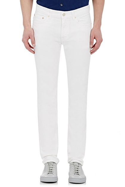 Best white jeans Acne
