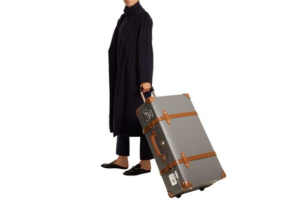 Globe-Trotter Centenary 30-inch suitcase