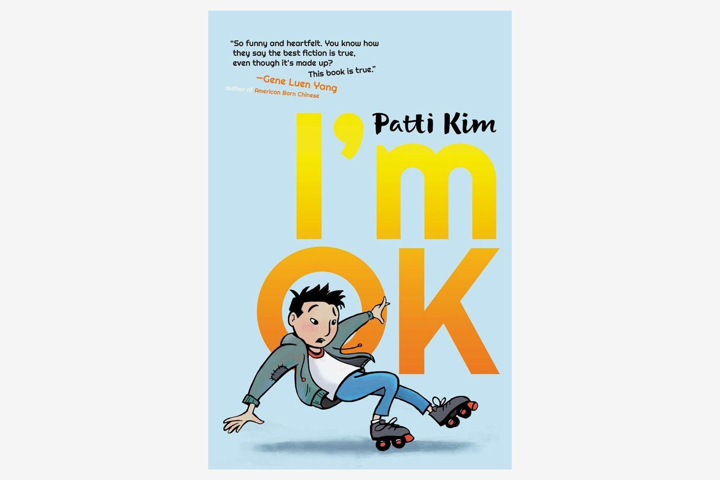 I'm Ok, by Patti Kim