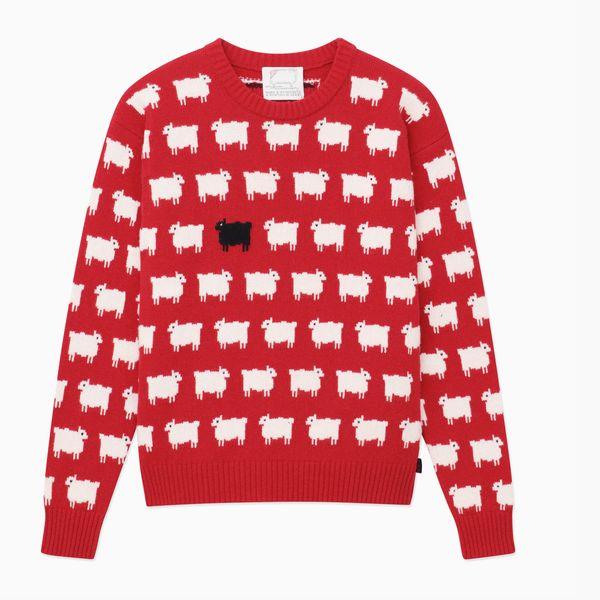Warm & Wonderful x Rowing Blazers Women's Sheep Sweater