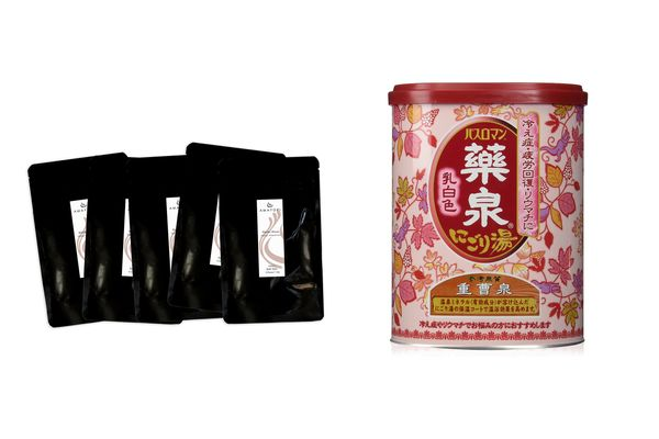 Hinoki Onsen Luxury Bath Salts