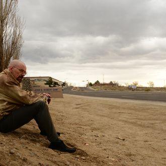 Walter White (Bryan Cranston) - Breaking Bad _ Season 5, Episode 14 - Photo Credit: Ursula Coyote/AMC