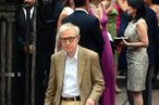 Woody Allen Is Scared of Food