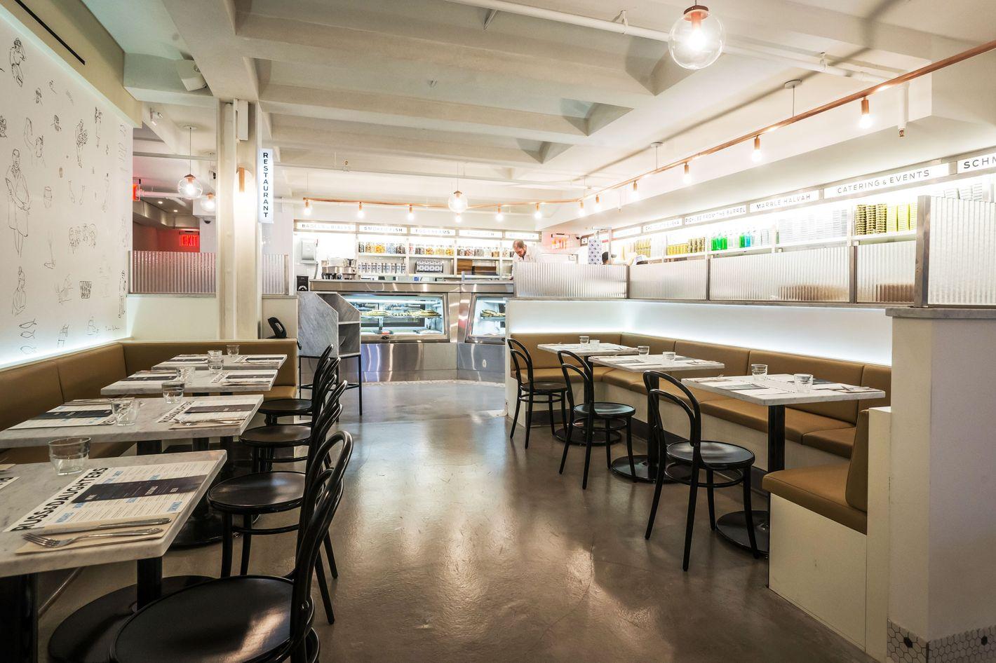Galia Solomonoff, of Solomonoff Architecture Studio, designed the space.
