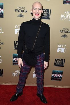 "Premiere Screening Of FX's ""American Horror Story: Hotel"" - Arrivals"