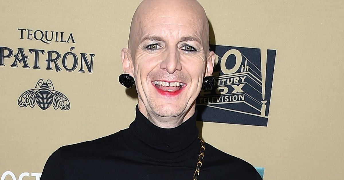Denis O Hare Got Tips From Rupaul S Alaska To Play Liz Taylor For American Horror Story Hotel