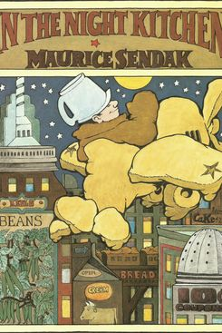 The Night Kitchen, by Maurice Sendak