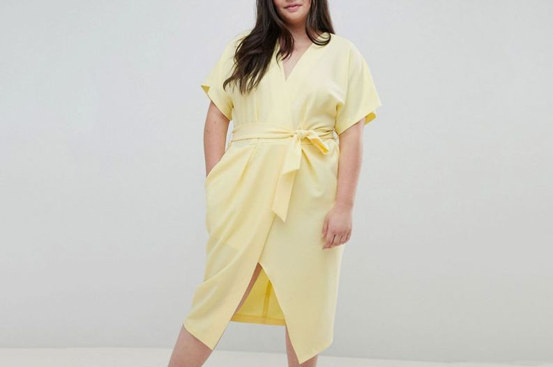 ASOS Closet London Dress