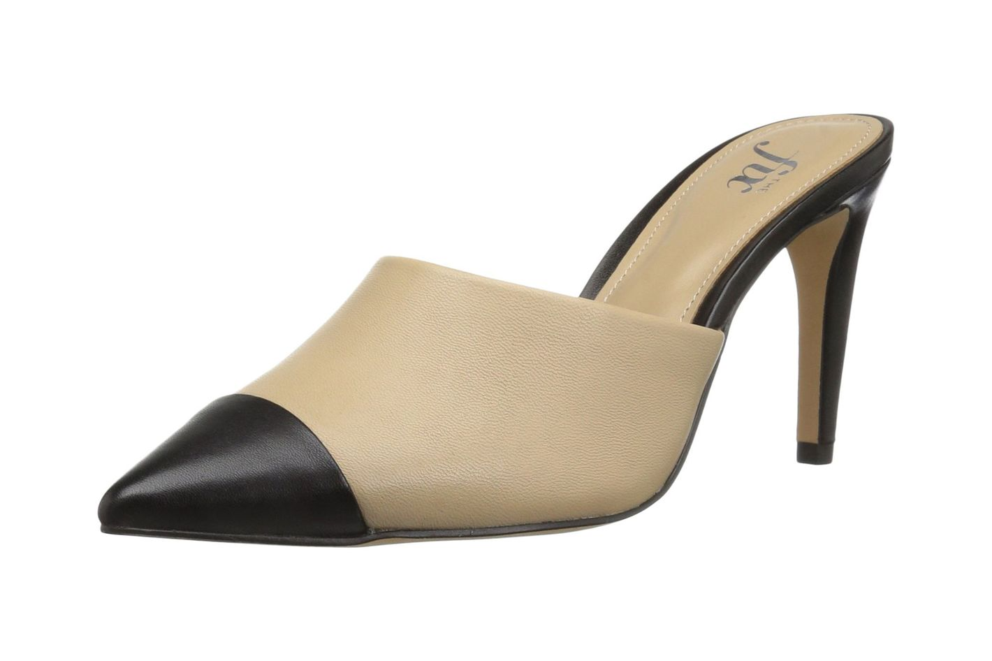 The Fix Women's Jenkins Choked-up Pointed Toe Mule