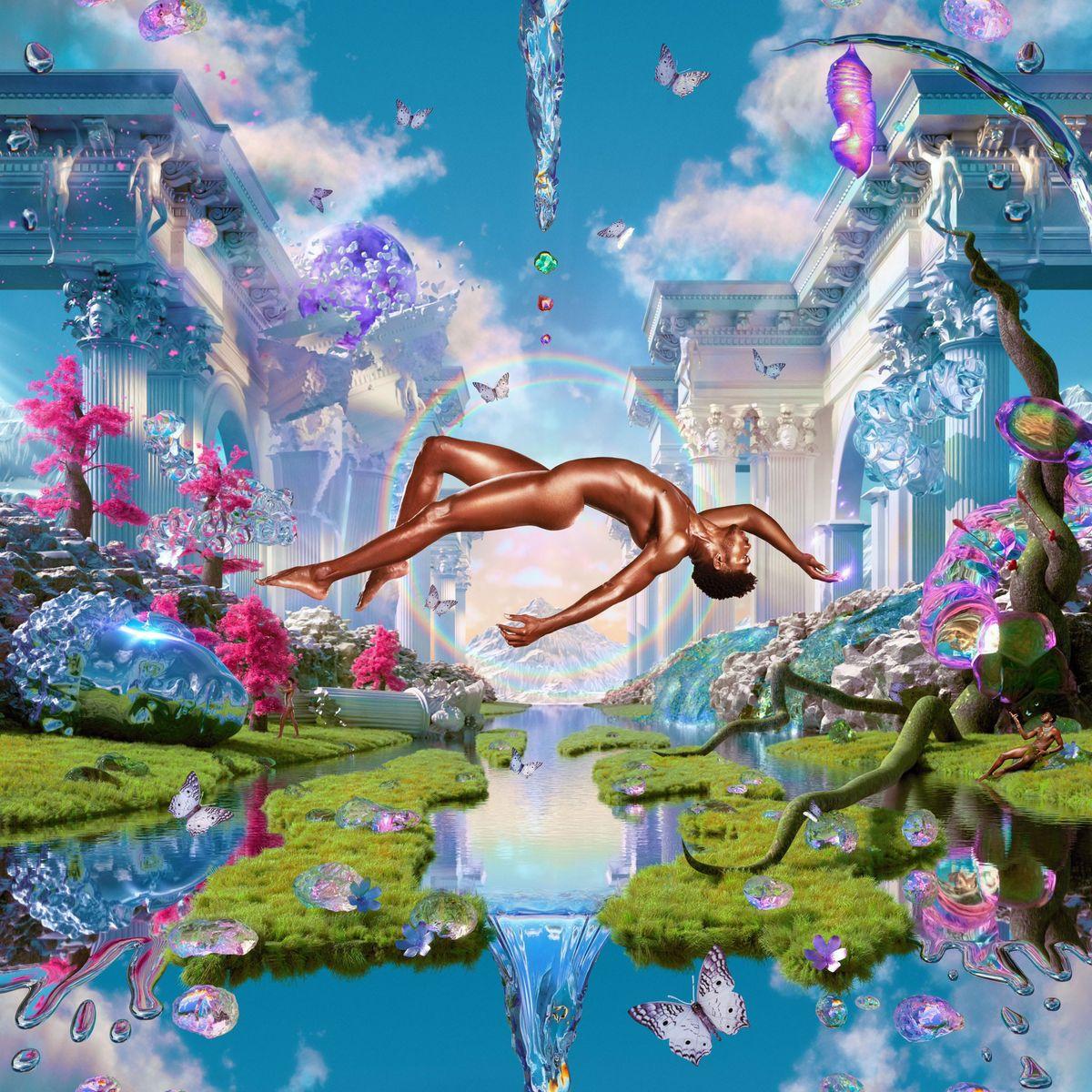 Lil Nas X Shares Naked 'Montero' Album Cover: PHOTO