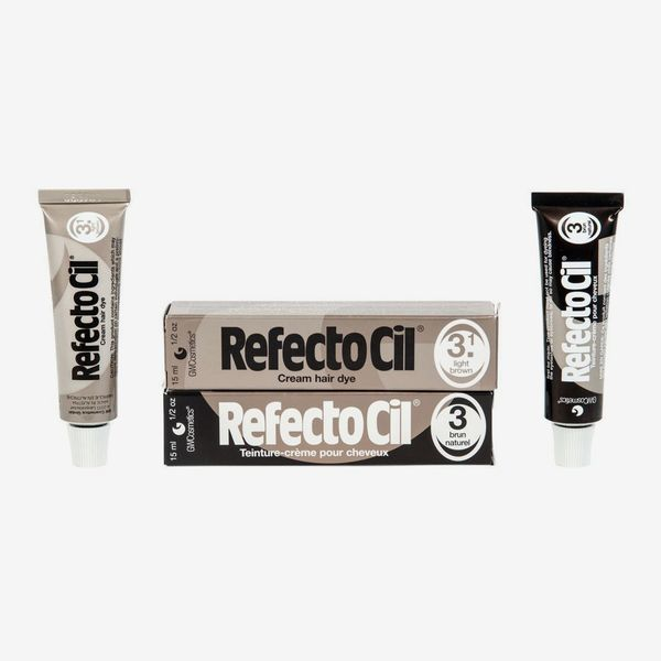 RefectoCil Cream Hair Dye, Twin Pack
