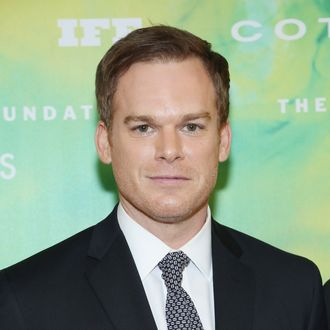 NEW YORK, NY - JUNE 16: Michael C. Hall attends the 2014 Fragrance Foundation Awards on June 16, 2014 in New York City. (Photo by Monica Schipper/Getty Images for Fragrance Foundation)