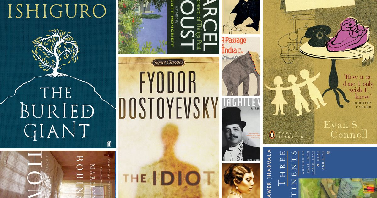 James Ivory's 10 Favorite Books