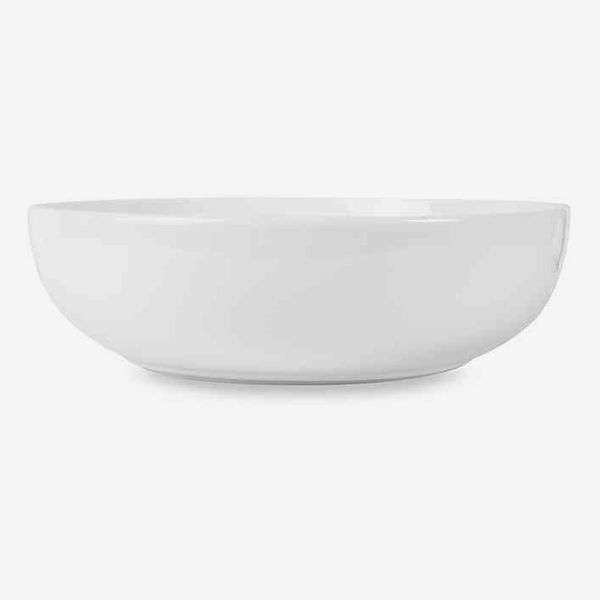 Everyday White by Fitz and Floyd Coupe 11.38-Inch Pasta Bowl