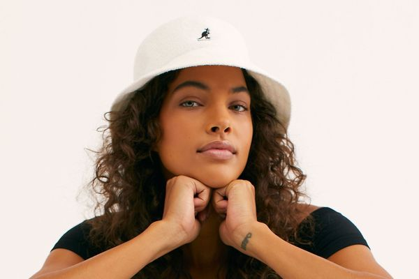 Kangol Street Collection Men's Bermuda Bucket Hat