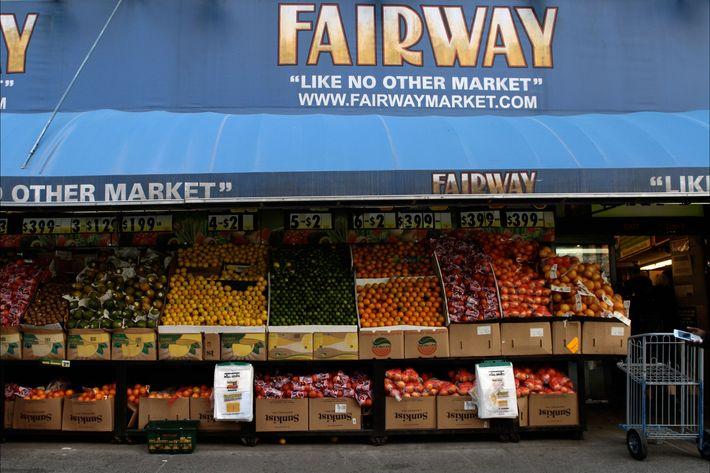 Fairway has racked up $267 million in debt.