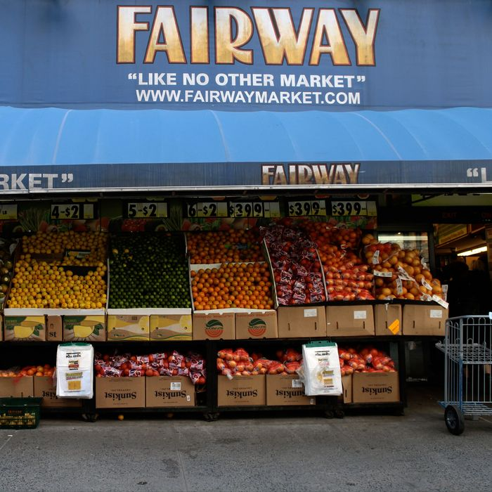 Fairway has racked up $267 million in debt.