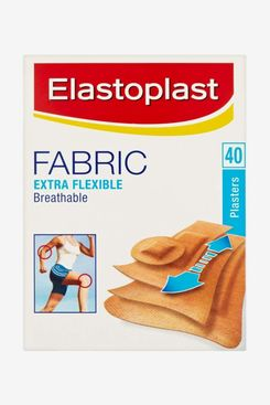 Elastoplast Fabric Assorted Plasters x40