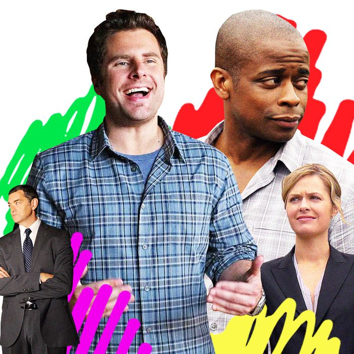 My family pies s2 e2 casrt The Best Psych Episodes Ranked