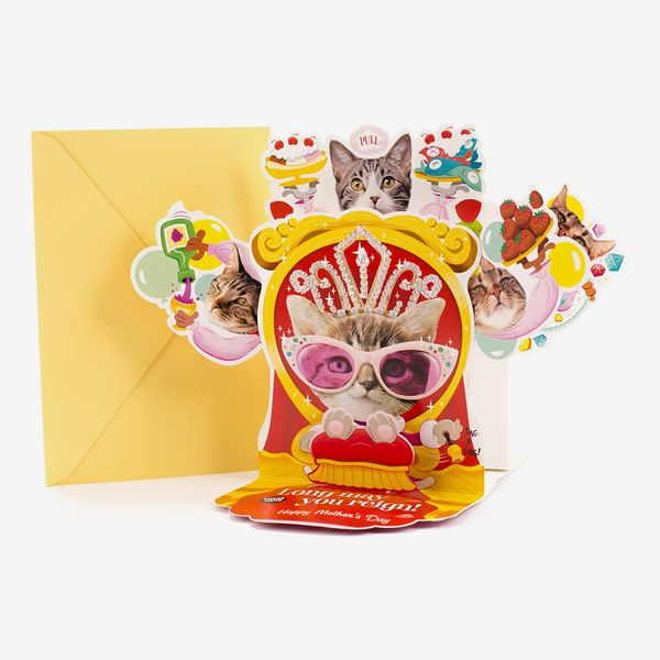 Hallmark Funny Pop Up Mother's Day Card with Song