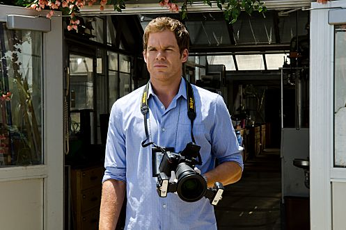 Michael C. Hall as Dexter (Season 6, episode 4) - Photo: Randy Tepper/Showtime - Photo ID: dexter_604_2096