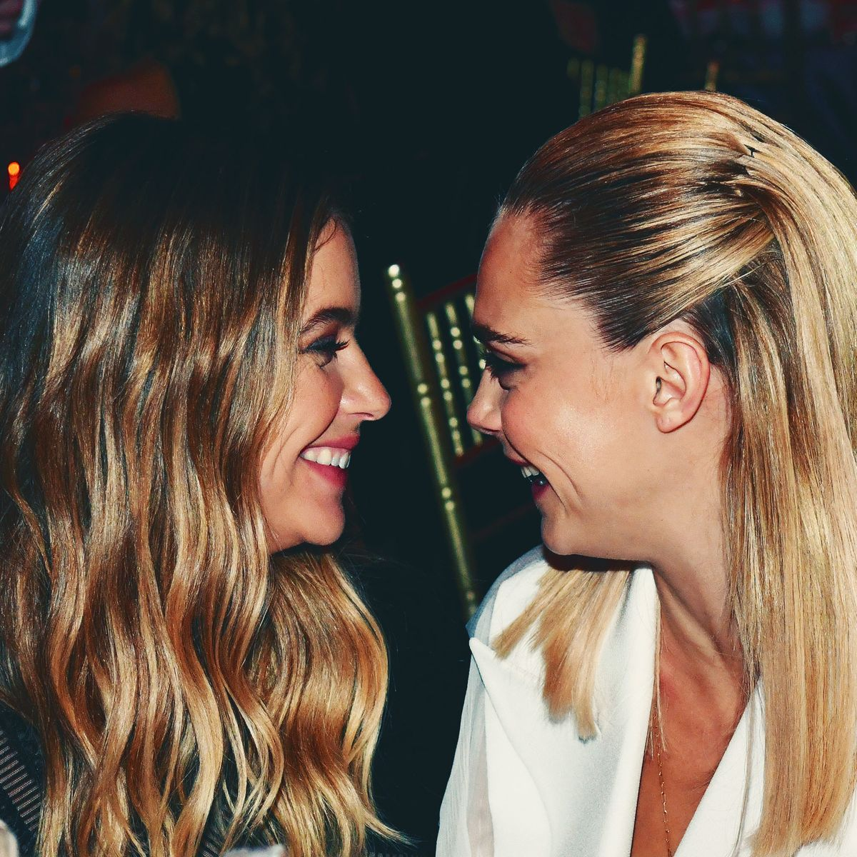 Are Cara Delevingne And Ashley Benson Engaged