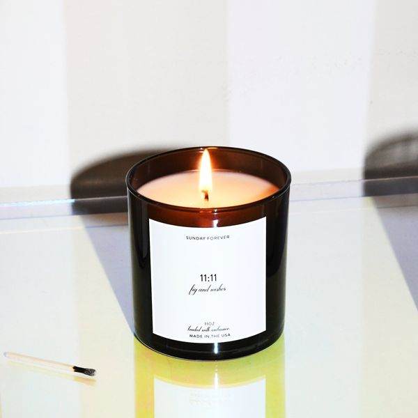 Sunday Forever 11:11 Candle (Fig and Wishes)