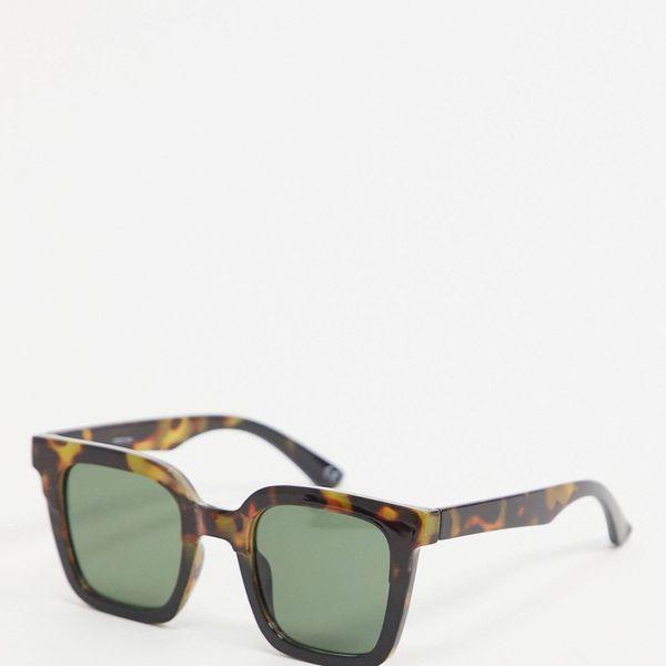 ASOS Design Tort Blocking Sunglasses