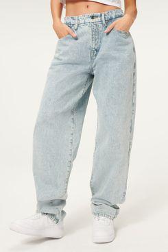 Good American Good '90s Loose Jeans