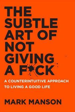 马克·曼森的《不发牢骚的微妙艺术》
