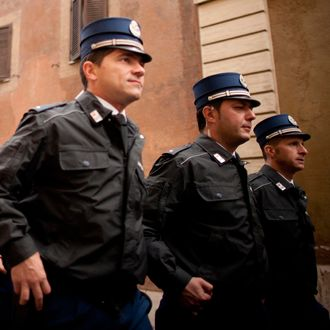 The Vatican Gendarmerie