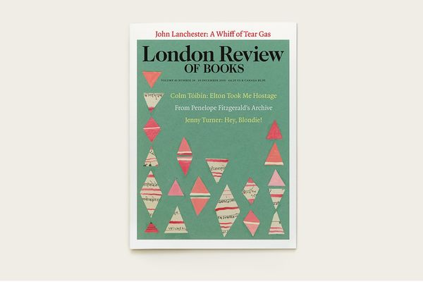London Review of Books subscription