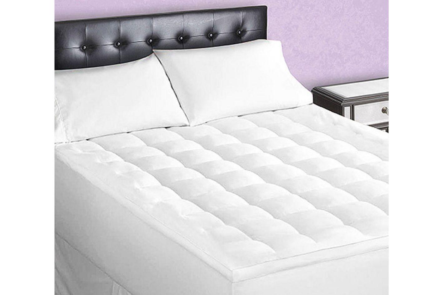 serta superior loft queen down alternative mattress pad sale price 28 30 percent off with code warehouse30 on jet