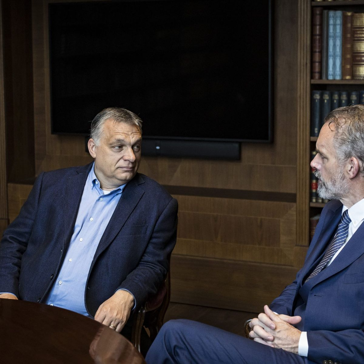 Jordan Peterson's Meeting With Orbán Wasn't Out of Character