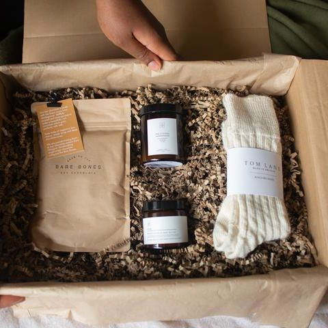Our Lovely Goods Self Care Gift Box